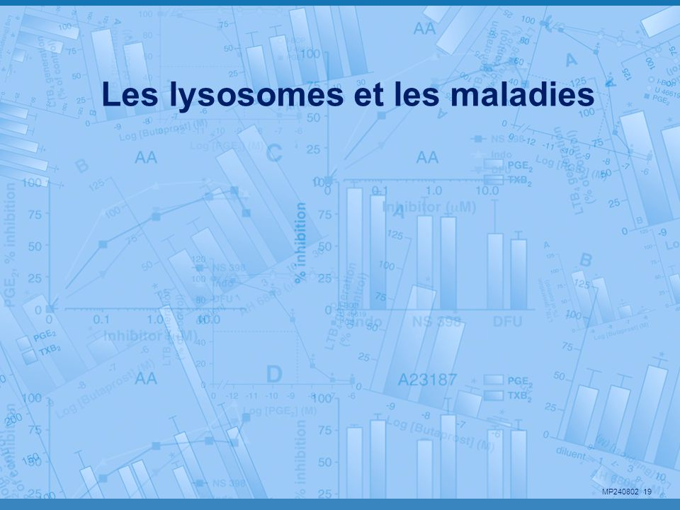 Les lysosomes et les maladies