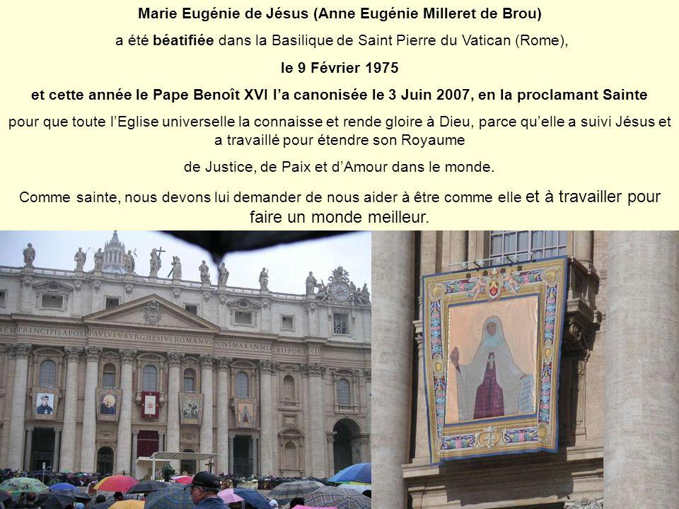 Marie Eugénie de Jésus (Anne Eugénie Milleret de Brou)