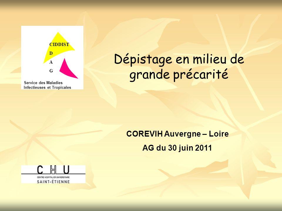 COREVIH Auvergne – Loire