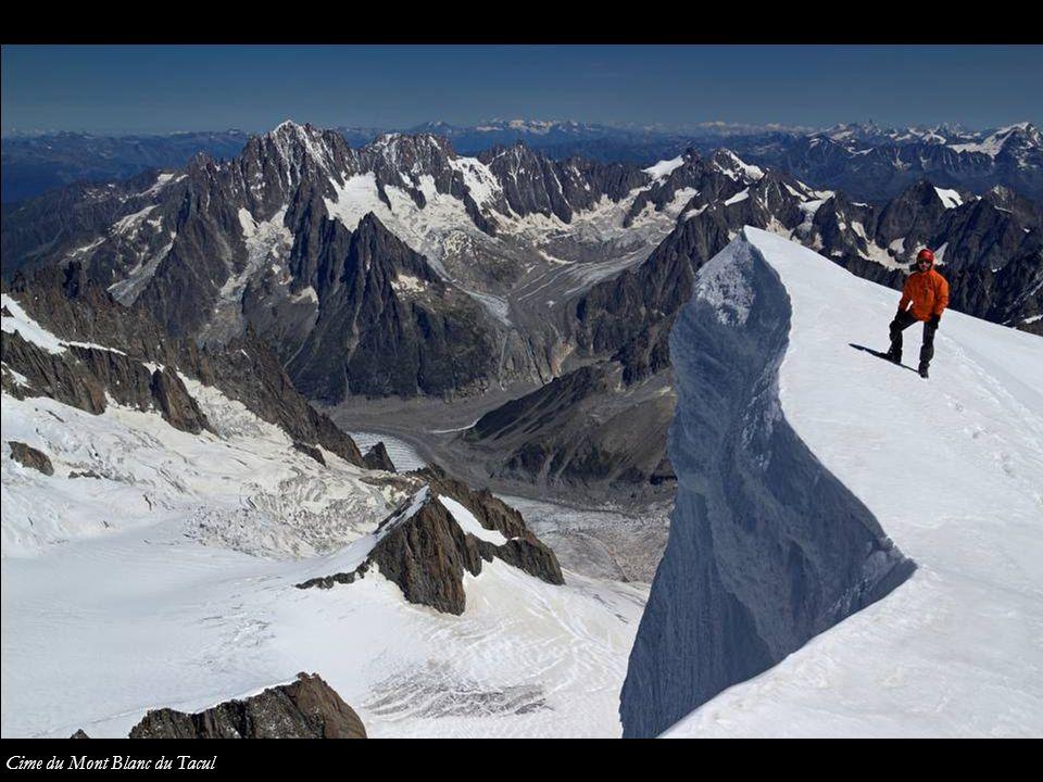 Cime du Mont Blanc du Tacul