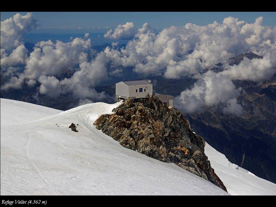 Refuge Vallot (4.362 m)