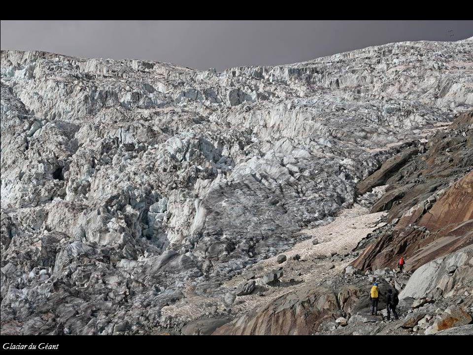 Glaciar du Géant