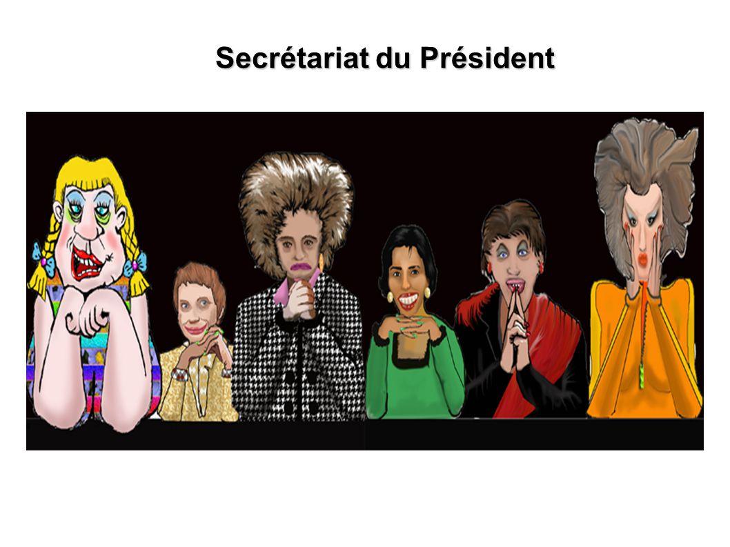 Secrétariat du Président