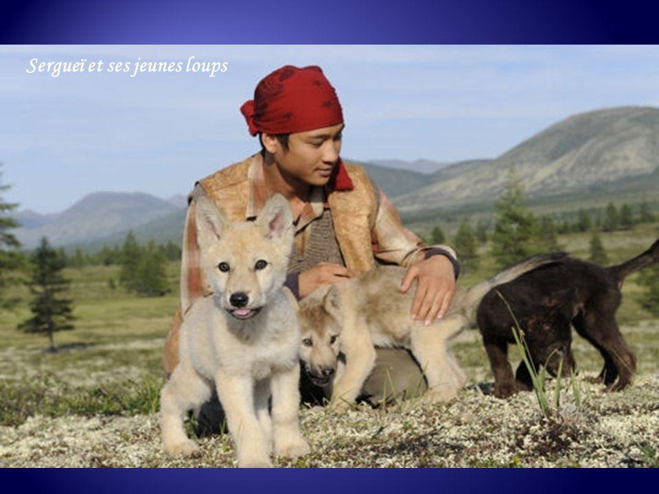 Sergueï et ses jeunes loups
