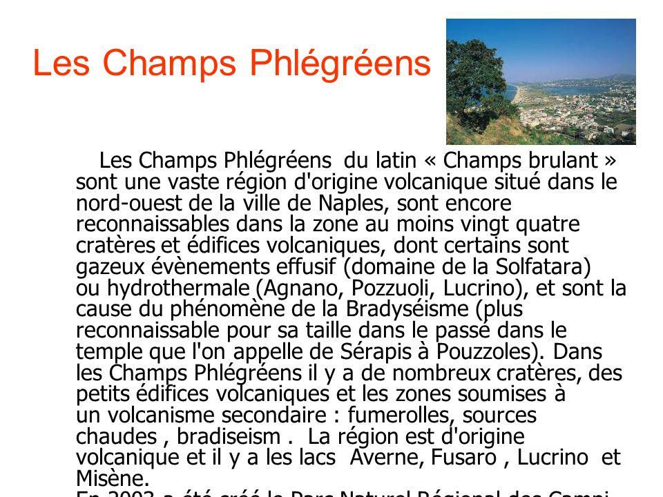Les Champs Phlégréens