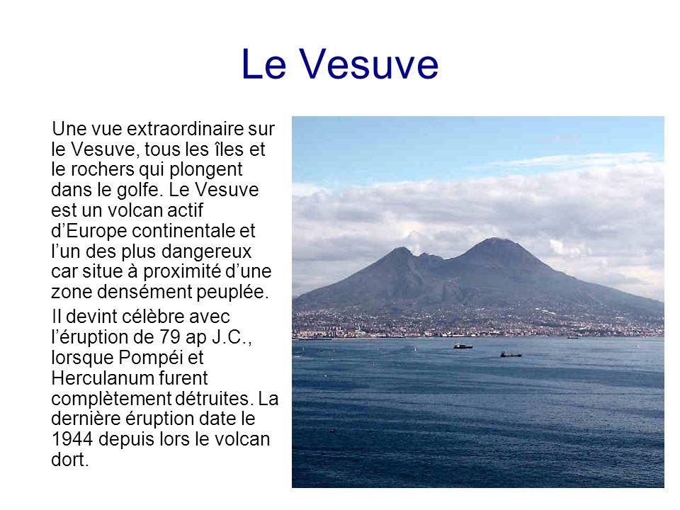 Le Vesuve