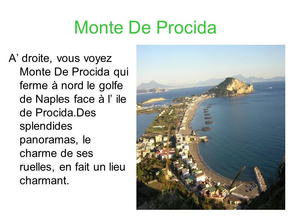 Monte De Procida