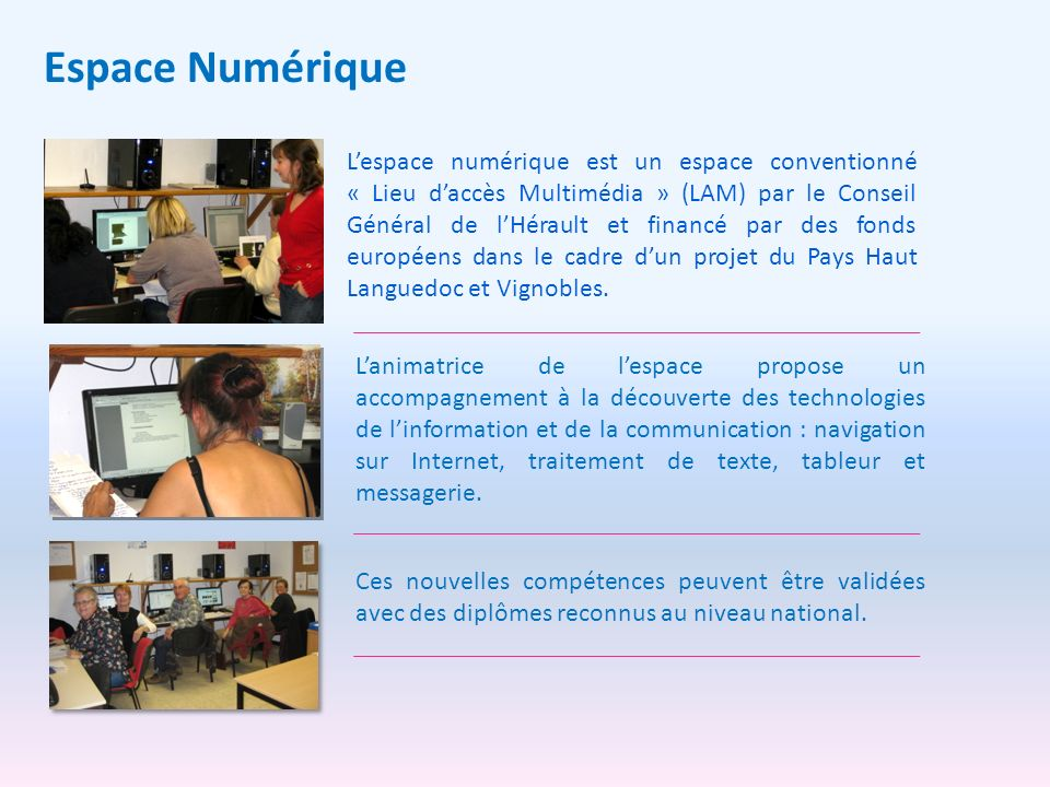 Espace Numérique