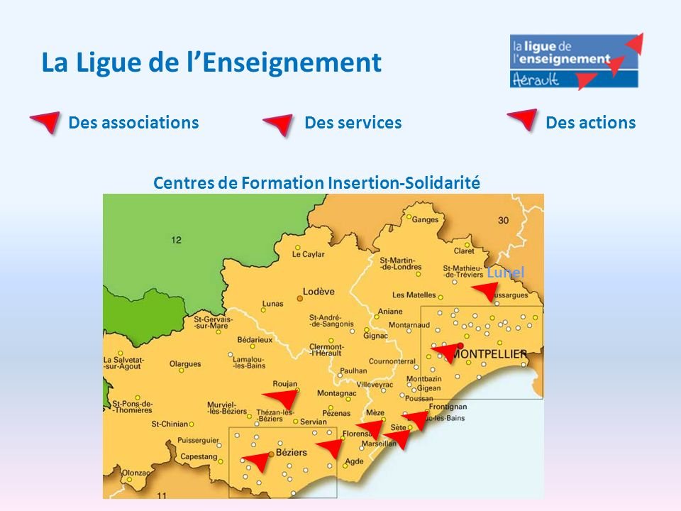 Centres de Formation Insertion-Solidarité