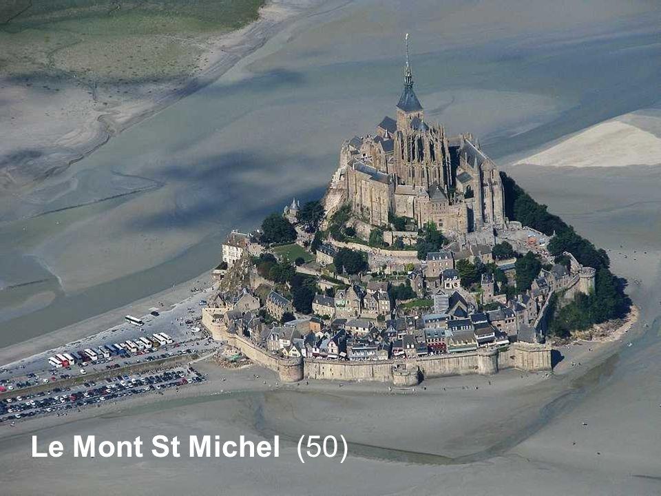 Le Mont St Michel (50)