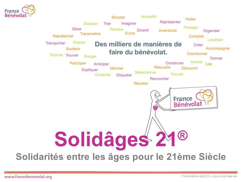 Solidâges 21® Solidarités entre les âges pour le 21ème Siècle