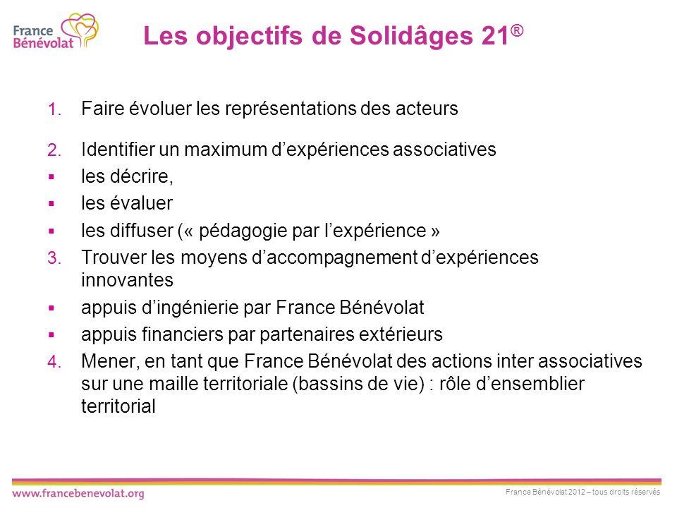 Les objectifs de Solidâges 21®
