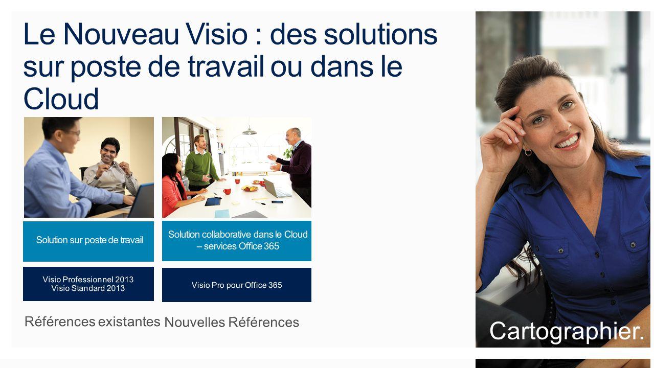 Le Nouveau Visio : des solutions sur poste de travail ou dans le Cloud