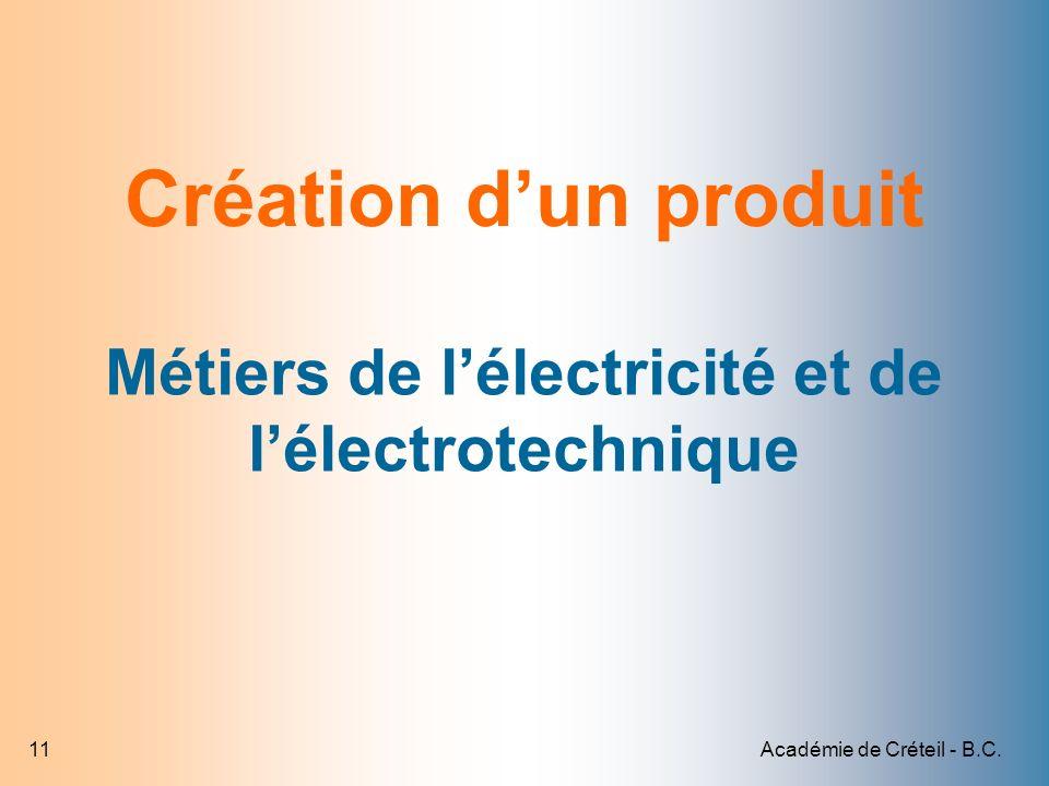 Métiers de l'électricité et de l'électrotechnique