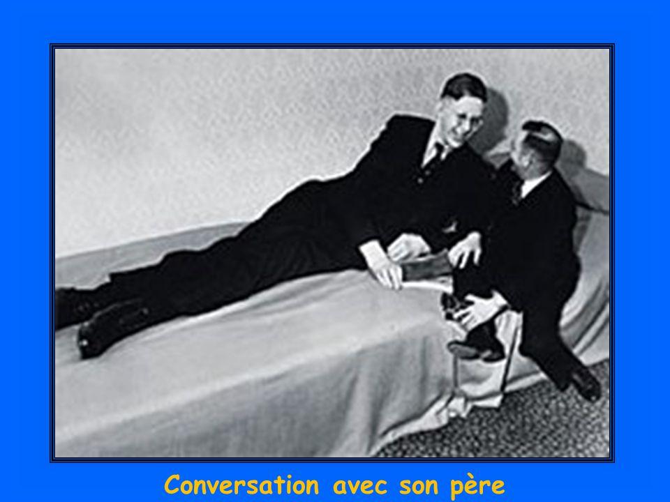Conversation avec son père
