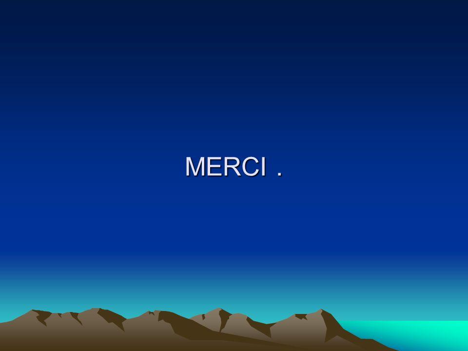 MERCI .