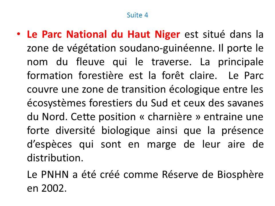 Le PNHN a été créé comme Réserve de Biosphère en 2002.