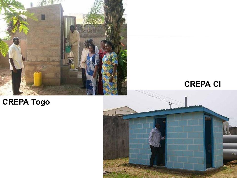 CREPA CI CREPA Togo