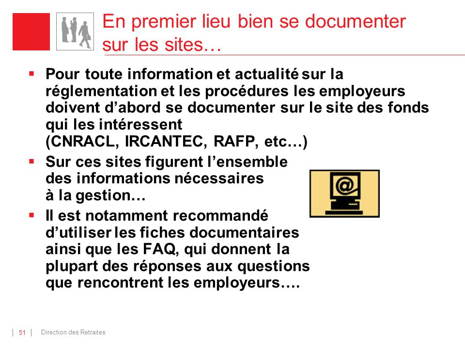 En premier lieu bien se documenter sur les sites…