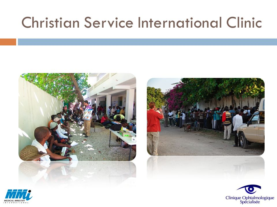 Christian Service International Clinic