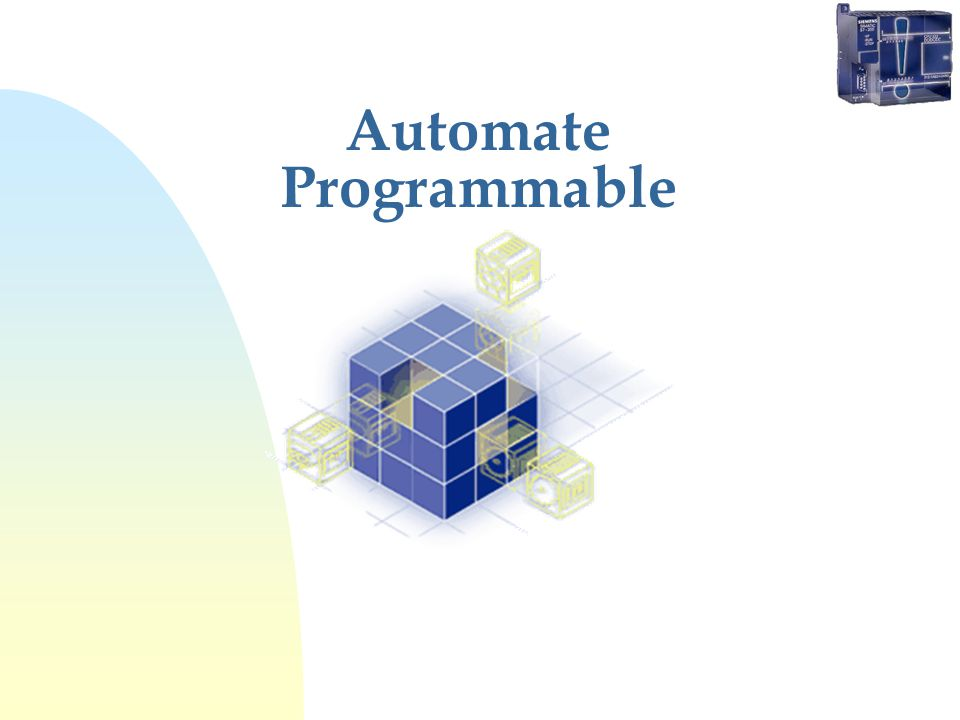 Automate Programmable