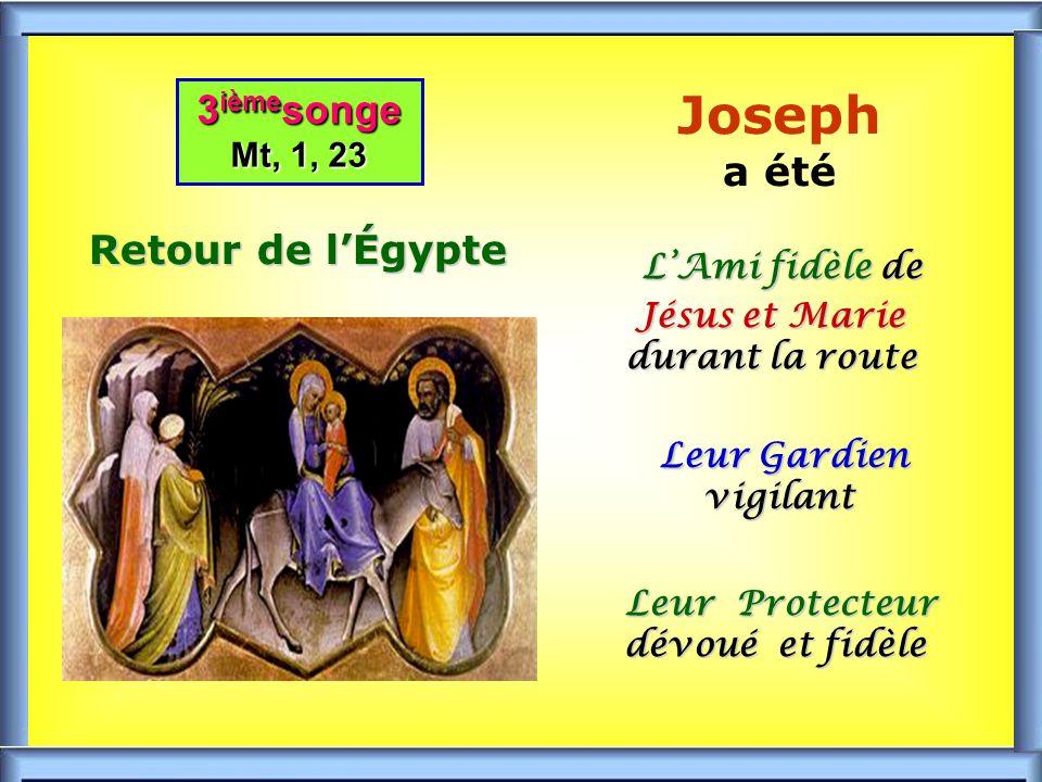 L'Ami fidèle de Jésus et Marie durant la route
