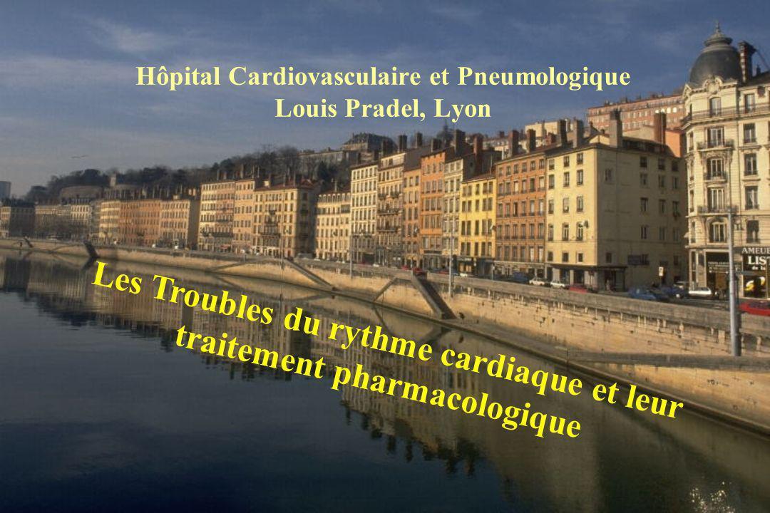 Hôpital Cardiovasculaire et Pneumologique Louis Pradel, Lyon