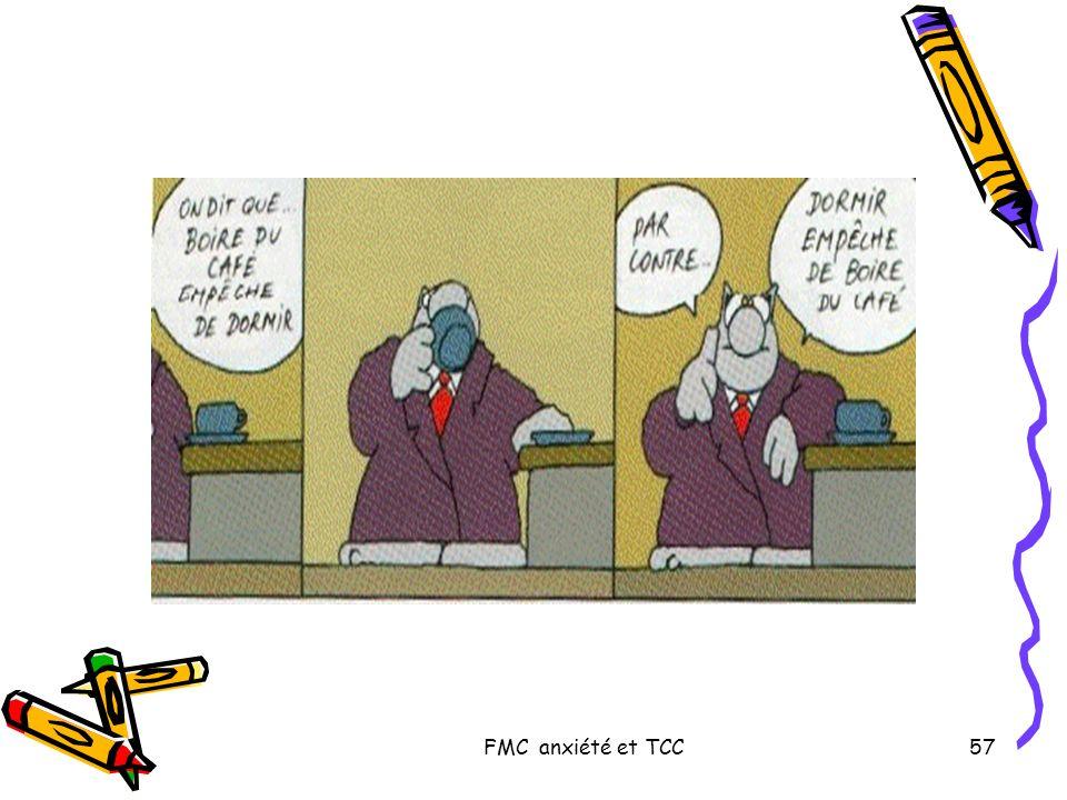FMC anxiété et TCC