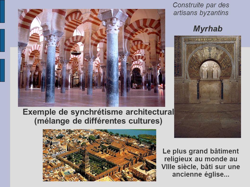 Construite par des artisans byzantins