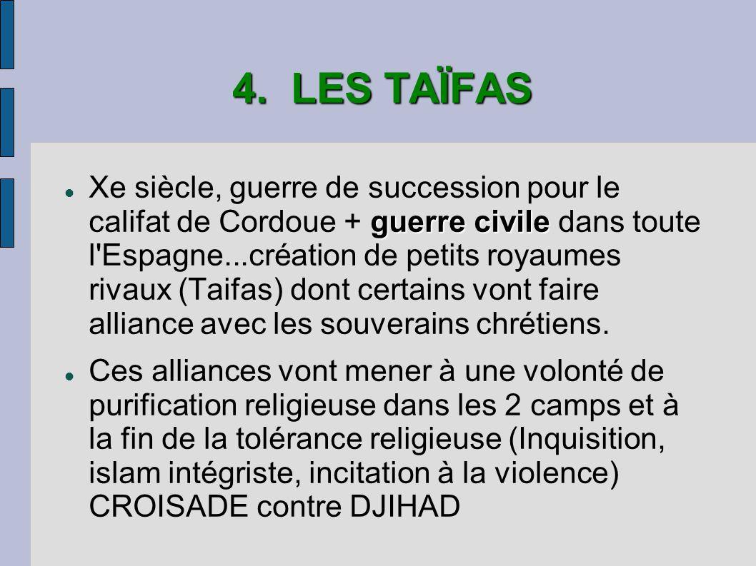 4. LES TAÏFAS