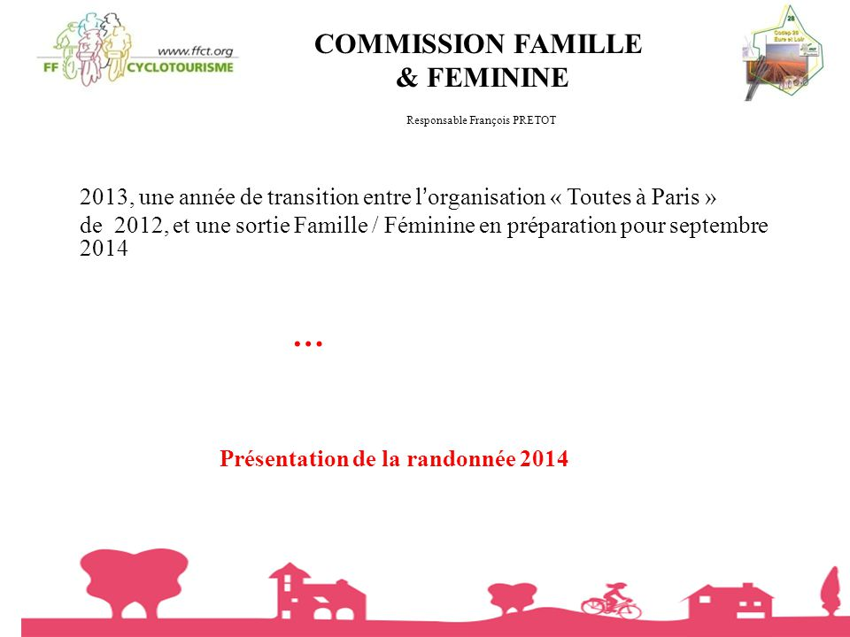 … COMMISSION FAMILLE & FEMININE