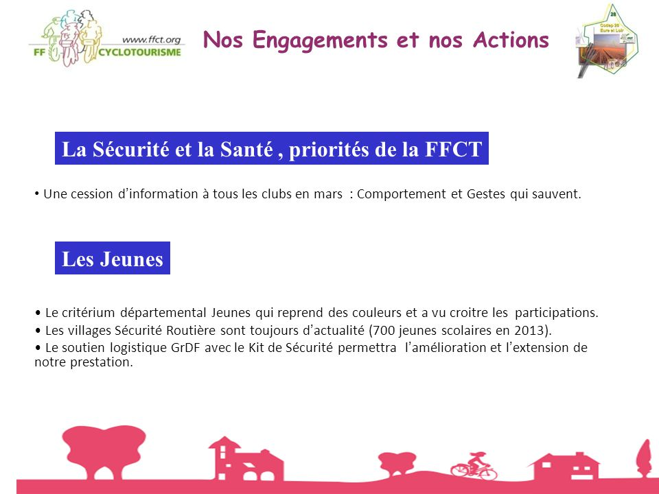 Nos Engagements et nos Actions