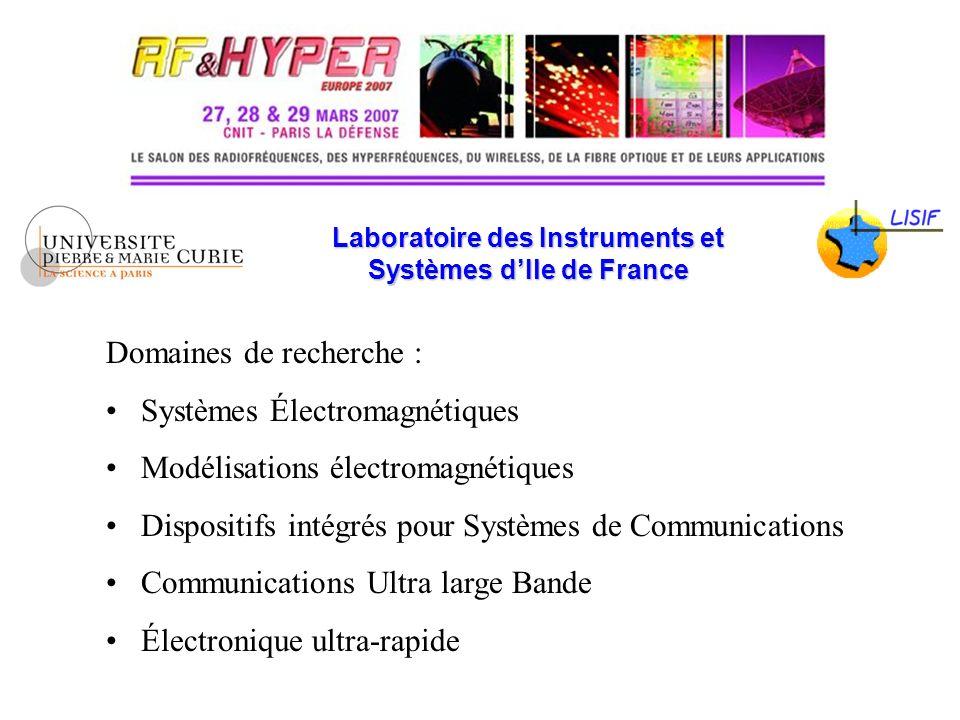 Laboratoire des Instruments et Systèmes d'Ile de France