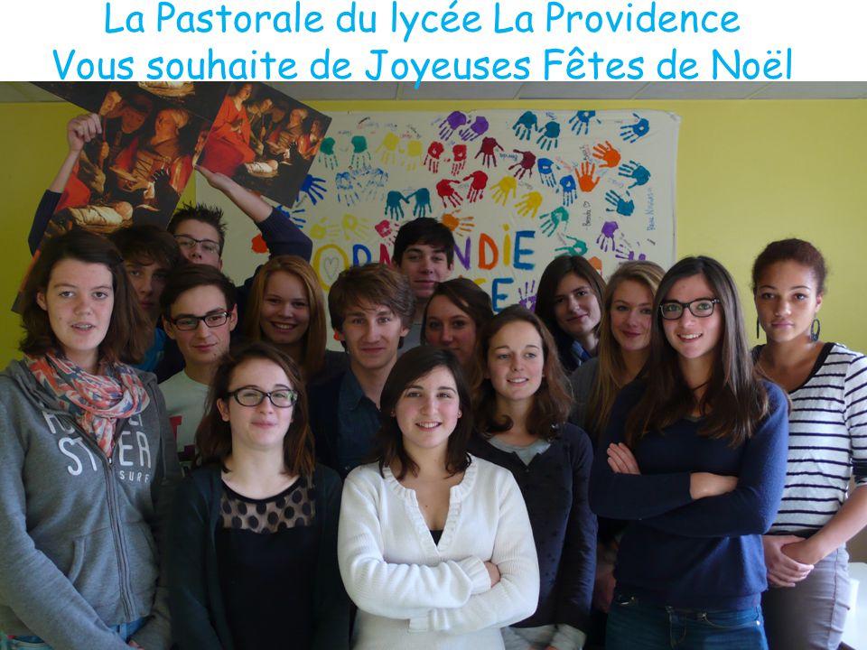 La Pastorale du lycée La Providence