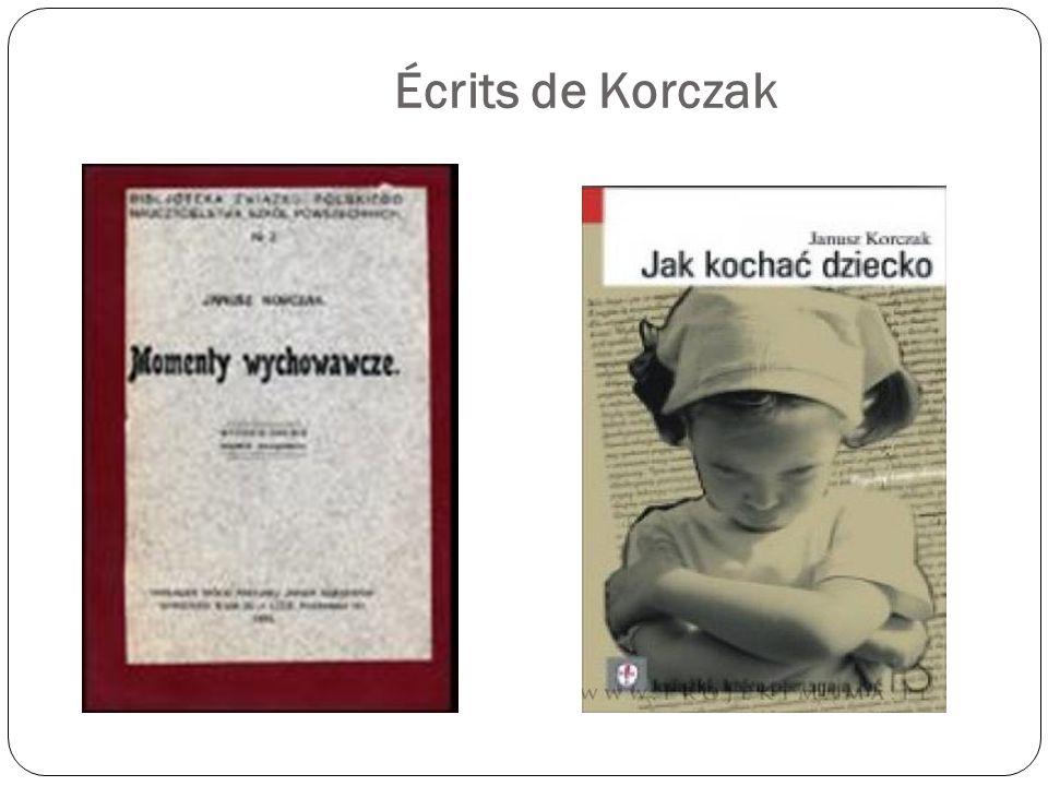 Écrits de Korczak