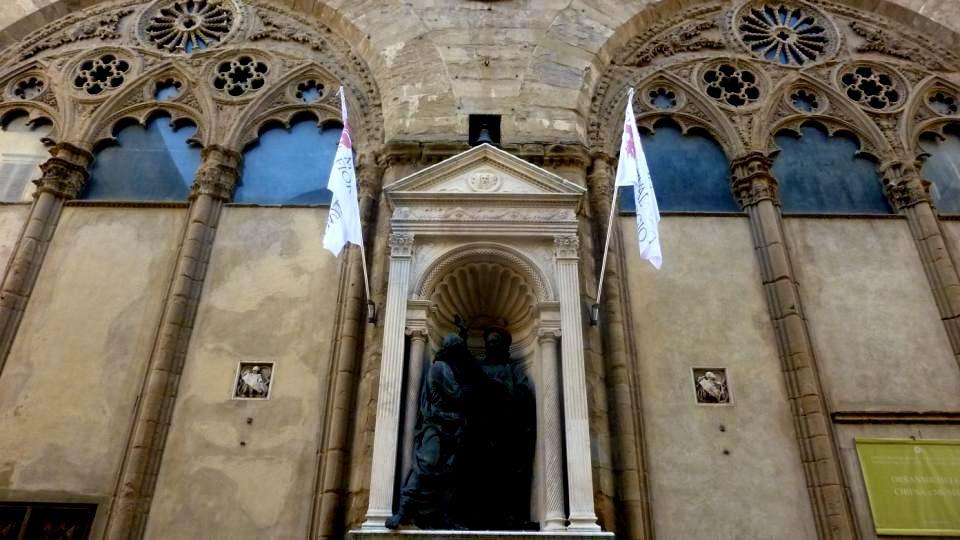 L'Hôtel de ville de Florence
