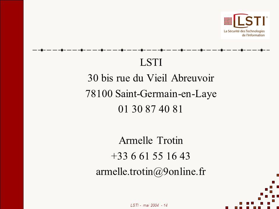30 bis rue du Vieil Abreuvoir 78100 Saint-Germain-en-Laye