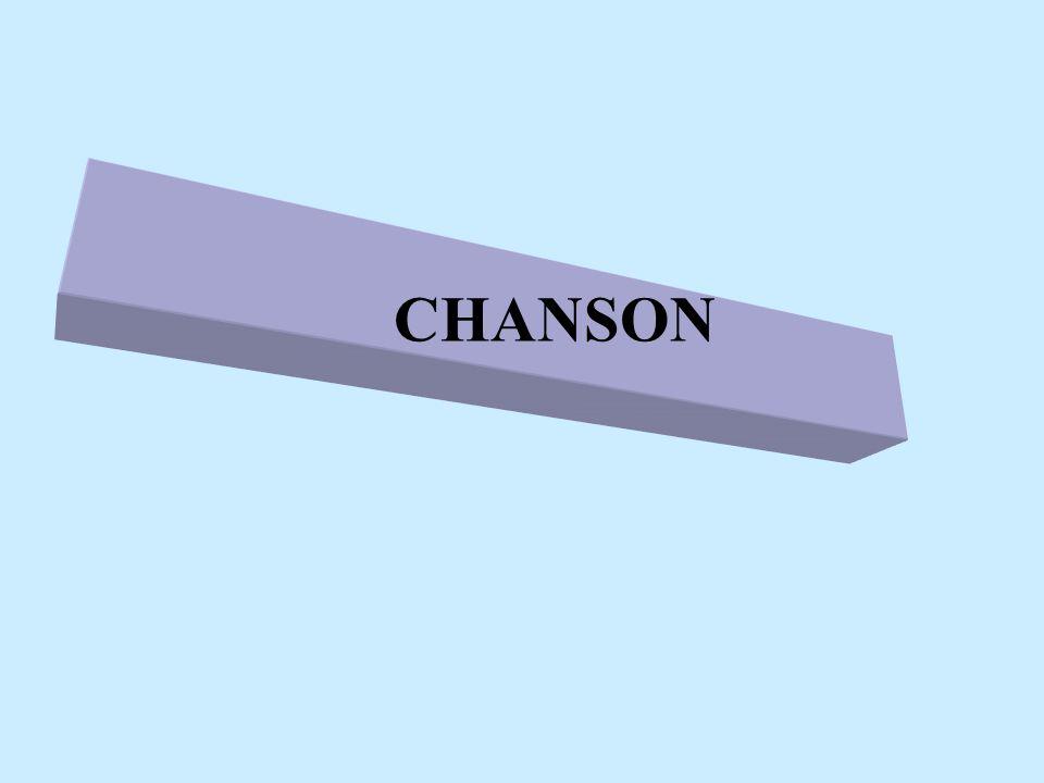 CHANSON DEFINITIVO