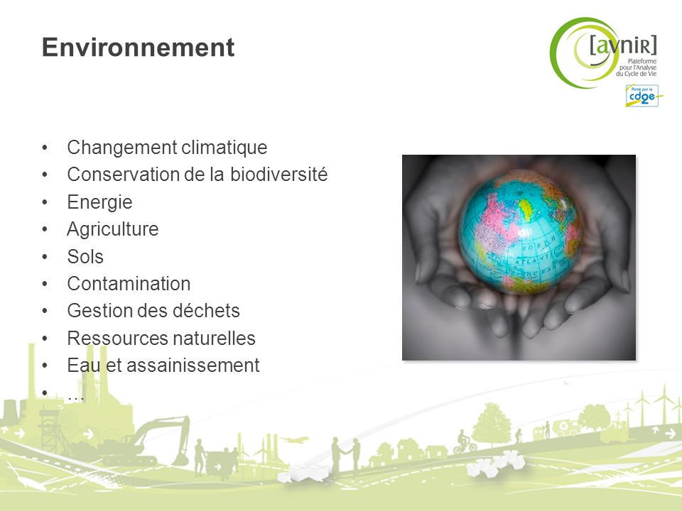 Environnement Changement climatique Conservation de la biodiversité