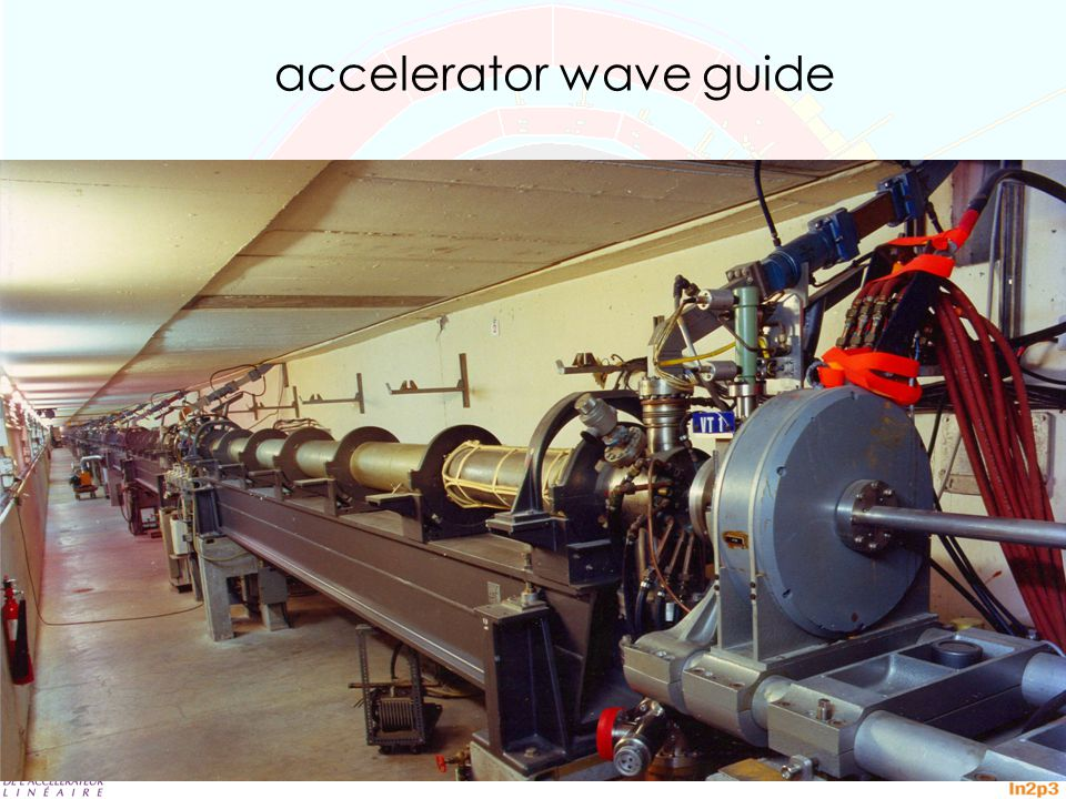 accelerator wave guide