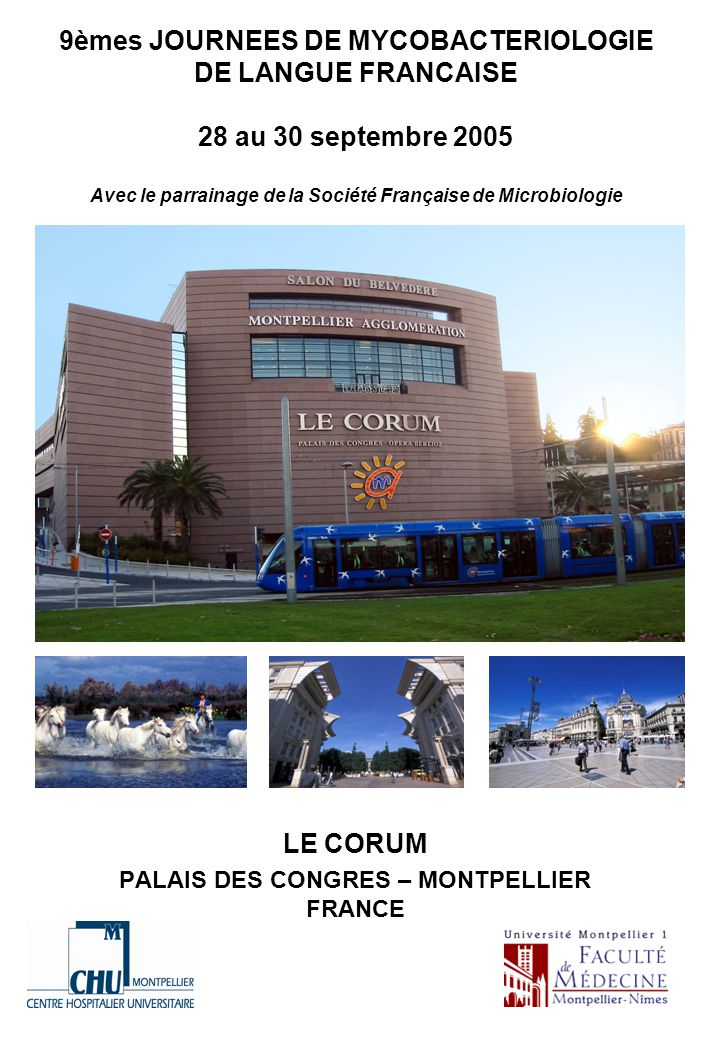 LE CORUM PALAIS DES CONGRES – MONTPELLIER FRANCE