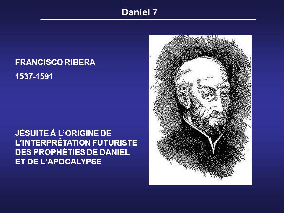 Daniel 7 FRANCISCO RIBERA 1537-1591