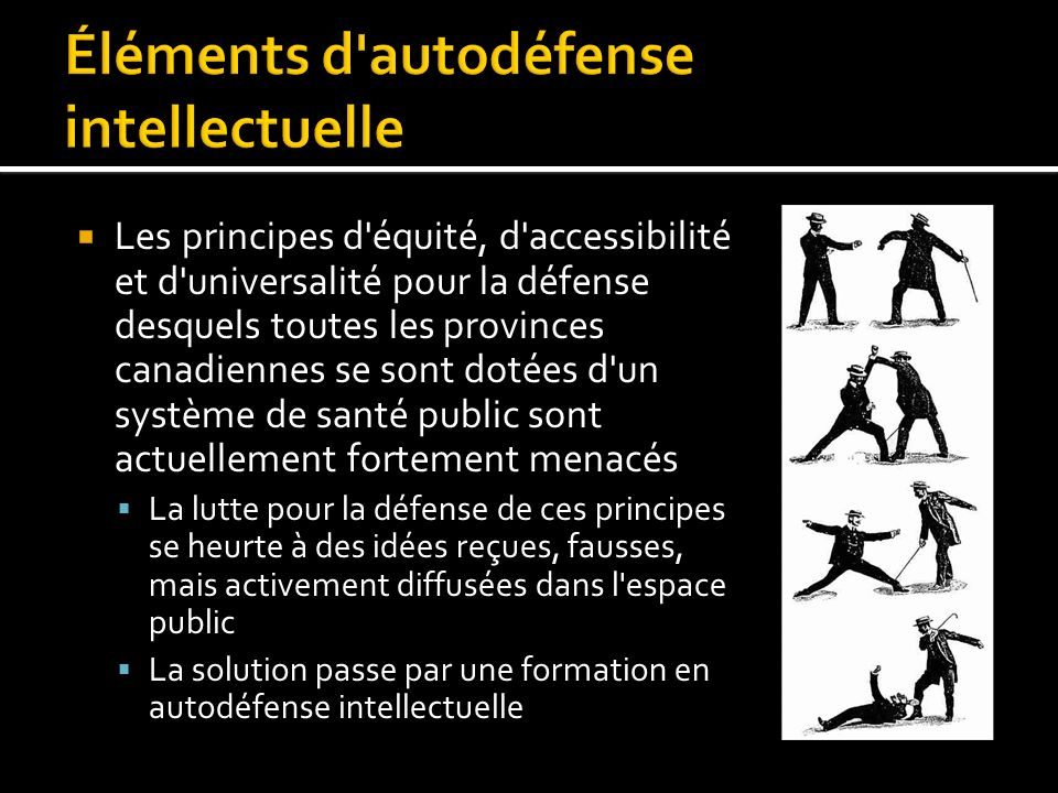 Éléments d autodéfense intellectuelle