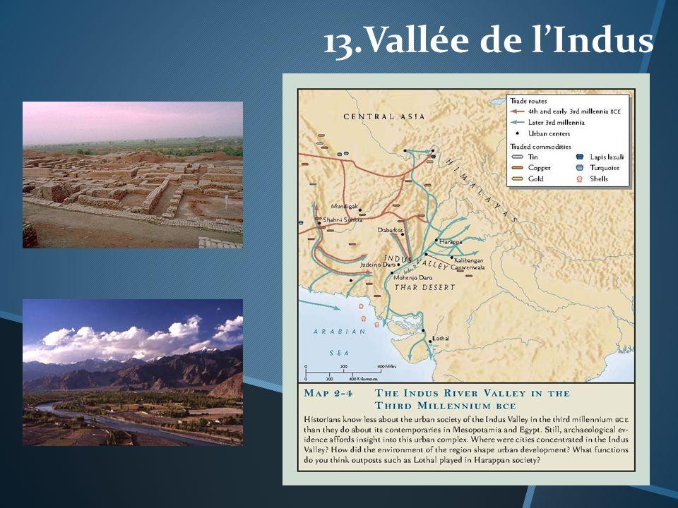 13.Vallée de l'Indus