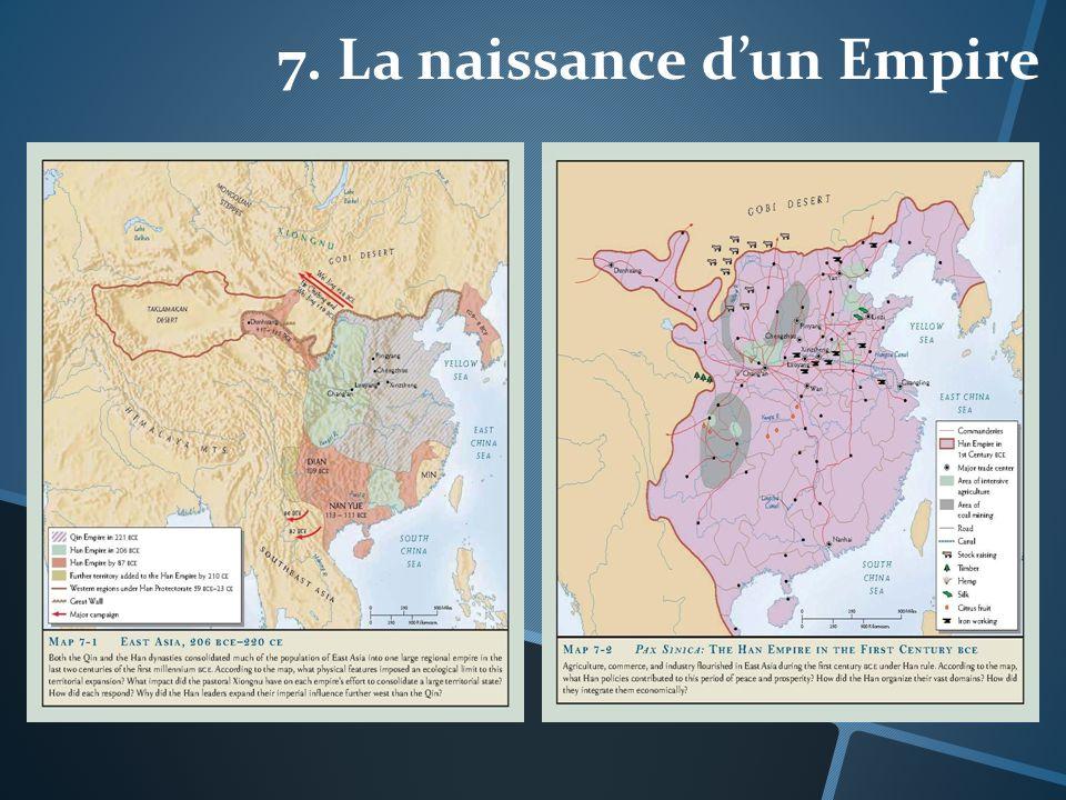 7. La naissance d'un Empire