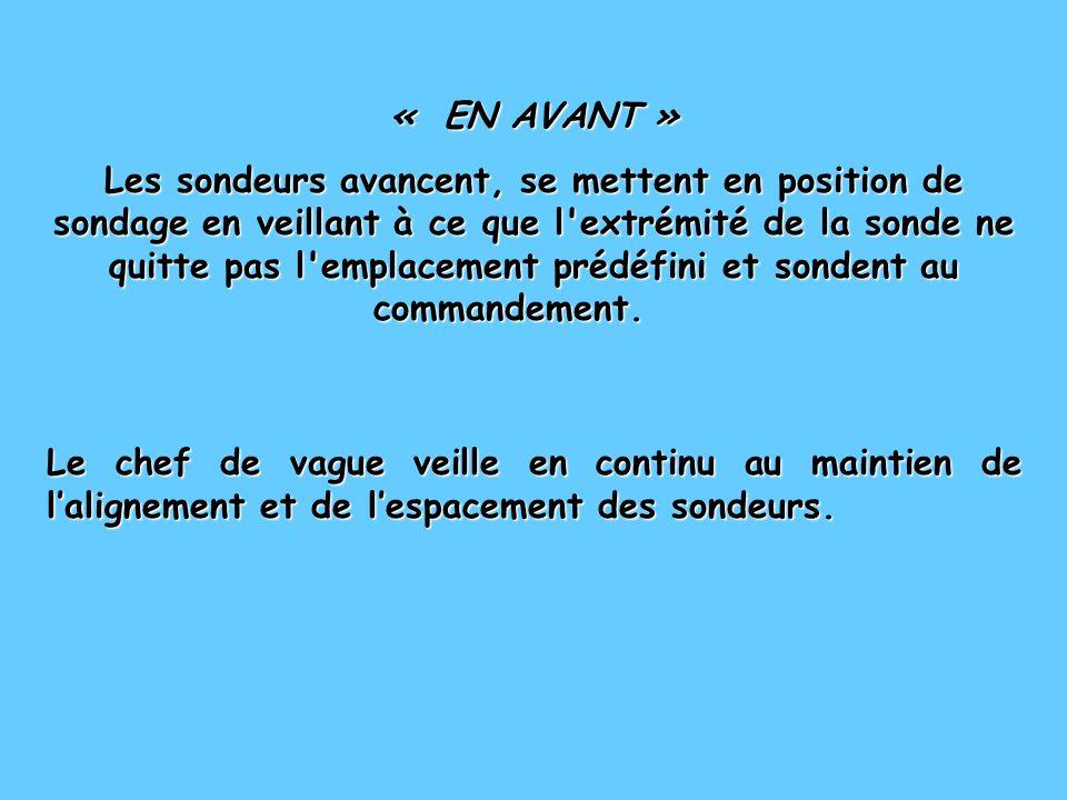 « EN AVANT »