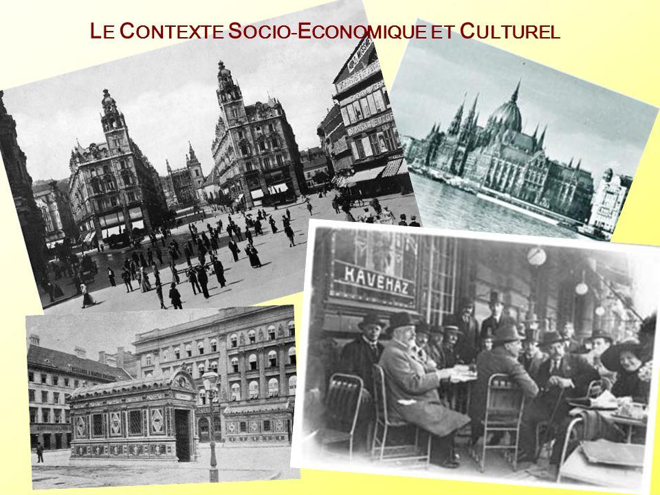 LE CONTEXTE SOCIO-ECONOMIQUE ET CULTUREL