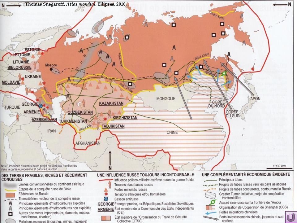 Thomas Snégaroff, Atlas mondial, Ellipses, 2010.
