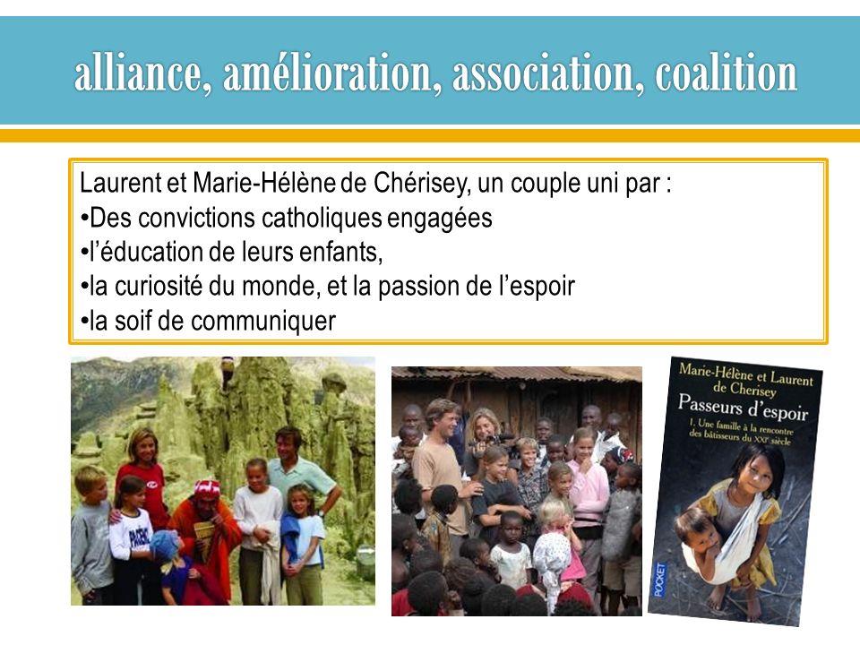 alliance, amélioration, association, coalition