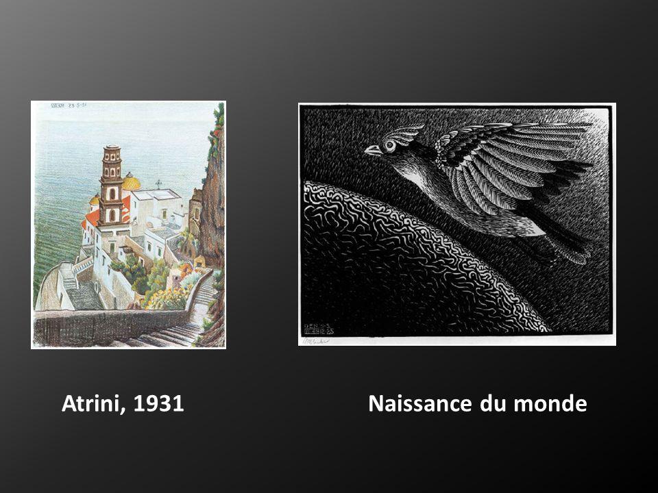 Atrini, 1931 Naissance du monde